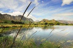 Near Franschoek, South Africa