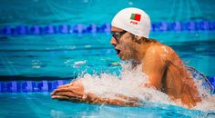 SPORTS And More: #Portugal #swimmer #Swimming Alexis Santos qualifi...