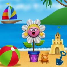 Fiore a mare