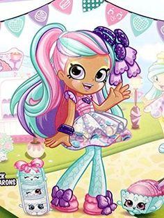 Shopkins Cartoon, Shopkins Characters, Shopkins And Shoppies, Disney Drawings, Princesas Disney, Princess Peach, Cute Girls, Candy, Iphone