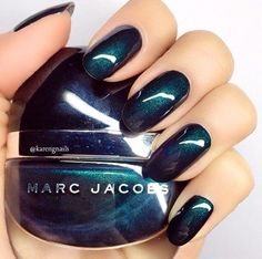 Gorgeous Teal Nails ❤