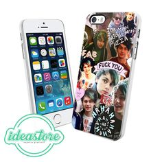 Michael Clifford collage  Design for iPhone 4, 4S, 5, 5C, 5S, iPod Touch 5, And Samsung Galaxy S3, S4, S5, Note 3 Case