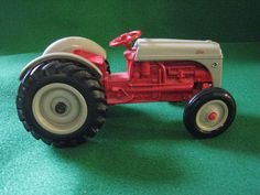 Vintage Ford Diecast Tractor by TexasCreativePickins on Etsy