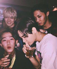 one, kpop, and jung jaewon Beautiful Boys, Pretty Boys, Cute Boys, Korean Boys Ulzzang, Ulzzang Boy, Asian Boys, Asian Men, Kpop Rappers, Yg Rapper