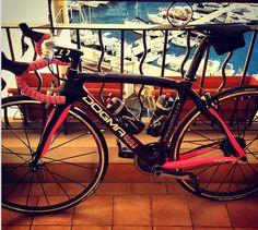 michelle cound new bike