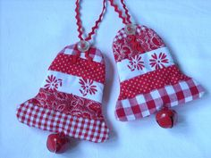 Christmas Ornaments by MGB / Scraponique.