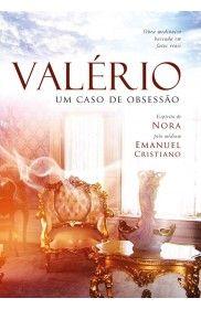 Livro Valério, um Caso de Obsessão