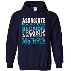 Associate Pastor T-Shirt Hoodie Sweatshirts eee