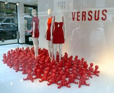 Statement visual-merchandising