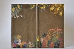 Jade Bookbinding Studio    GOBLIN MARKET       Christina Rossetti        Macmillan & Co. London / 1893       Laurence Housman        85 x 109 x 17  mm       Bound 2011       Private Collection : U.K.