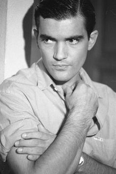Young Antonio Bandaris