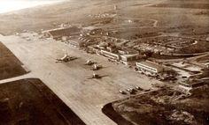 (Bir zamanlar Yeşilköy) Atatürk Havaalanı - 1960