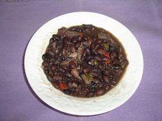 Caraota Negra – Preparación Beef, Food, Breakfast, Cooking, Black, Venezuela, Meat, Essen, Eten