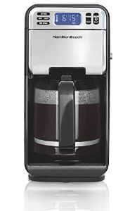 Hamilton Beach 46201 12 Cup Digital Coffee Maker, Stainless Steel for sale online Best Drip Coffee Maker, Coffee Vending Machines, Cool Tech Gifts, Amazon Coffee, Best Appliances, Hamilton Beach, Perfect Cup, Freeze Drying, Homemade Gifts