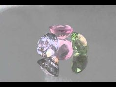 Set of Copper Bearing Tourmalines. Oval and Round Cut. 6.21 ct. total - MdMaya Gems http://mdmayagems.com/collections/red-pink/products/set-of-copper-bearing-tourmalines-enchanting-purple-pink-and-green-tourmalines-oval-and-round-cut-6-21-ct-total