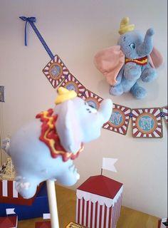 Dumbo Cake Pops from Sweet Lauren Cakes, San Francisco, CA
