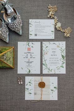 Beautiful wedding details by Agatha Rowland Photography. On Your Wedding Day, Wedding Tips, Wedding Details, Wedding Ceremony, Simple Beach Wedding, Perfect Wedding Dress, Destination Wedding Themes, Wedding Day Timeline, Beach Wedding Invitations