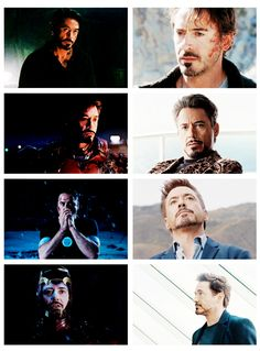 Tony Stark: Darkness and Light