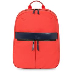 Beauchamp Sport Women's Backpack - Coral   KNOMO