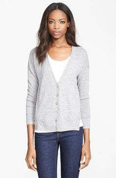autumn cashmere Cashmere Cardigan available at #Nordstrom