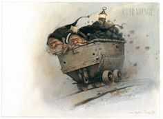 Jean-Baptiste Monge - Illustrateur