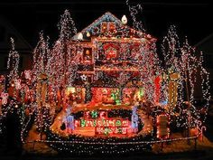 Christmas in Orange County, Southern California