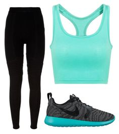 """Untitled #57"" by yayamaitemartinez ❤ liked on Polyvore featuring Givenchy and NIKE"