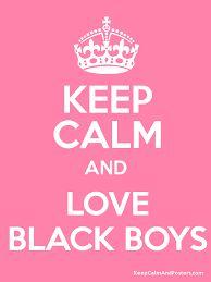 Bildergebnis für i love black boys