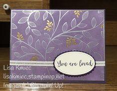 Stampin' with Lisa: Ink & Share Blog Hop: Sale-A-Bration
