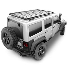 AEV Roof Rack for 07-up Jeep® Wrangler Unlimited JK 4-Door