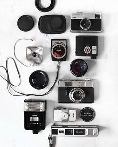 Old camera-gear