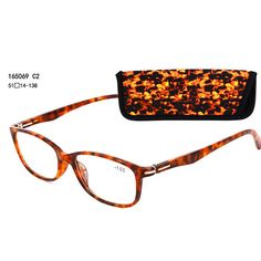 Eso Vision 165069 C2 cheap new reading glasses attch orange bag good for reading