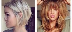 Nuovi tagli di capelli 2018 foto