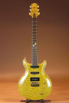 Thorn Guitars[ソーン] Artisan Master/Lemon Yellow #007 2002 詳細写真
