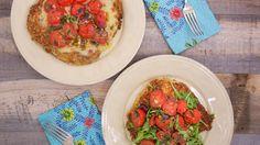 15 Minute Meal: Warm Bruschetta Chicken Milanese  Recipe