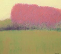 George Shipperly oil pastel
