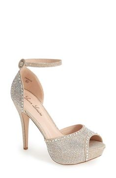 Lauren Lorraine 'Venice' Ankle Strap Platform Sandal (Women)   Nordstrom