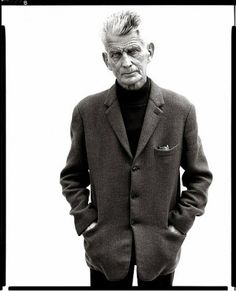 """Richard Avedon Samuel Beckett, Paris 1979 """"Nothing is more real than nothing. Samuel Beckett, Richard Avedon Portraits, Richard Avedon Photography, America Images, Writers And Poets, Book Writer, Man Photo, Pablo Picasso, Portrait Photographers"""