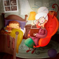 ¿Qué cuento te gustaba leer antes de ir a dormir?