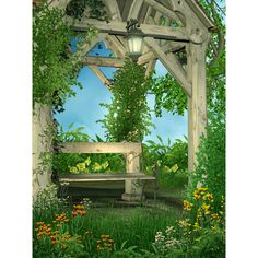 6ce9dfee7c77.jpg ❤ liked on Polyvore featuring garden and backgrounds