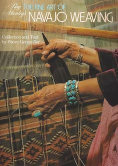 Book: The Fine Art of Navajo Weaving