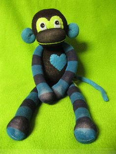 Blauwe aap - Blue Monkey - #tzolkin - Stay curious