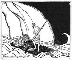 The Arabian Nights by Hildegarde Hawthorne, 1923-1928