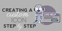 How to Create an Icon – Step by Step Tutorial