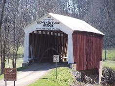 Done..... to see all of the covered bridges in the state of Indiana