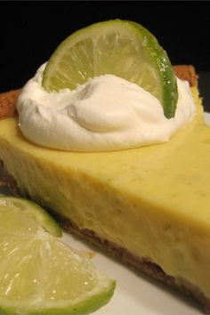 """Easy Key Lime Pie I 