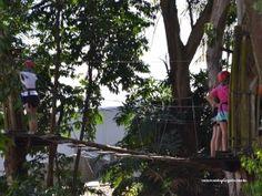 arborismo Tudo sobre viajar com crianças para um resort all inclusive maravilhoso no interior paulista, pertinho de Campinas, Piracicaba e da Capital Paulista: O MAVSA Resort.