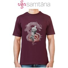 #Tshirts #Tees Creator of Legends by Sebastian Govino. Printed T-Shirts for Men. Buy Now to get Rs.150 off your purchase! PROMO Code: SAM023