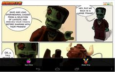4 Powerful Android Apps for Creating Comic Strips and Cartoons ~ Educational Technology and Mobile Learning