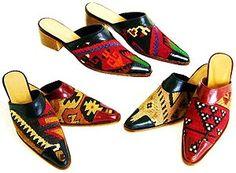 kilim shoes~